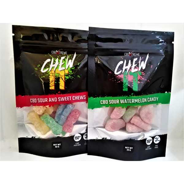 CBD Gummies 150mg/bag